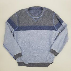 Tommy Bahama Reversible Crewneck Sweater